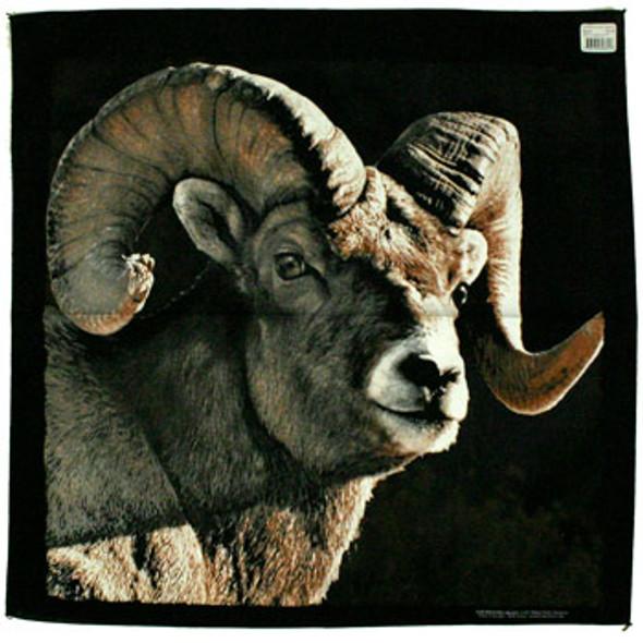 Bighorn Sheep Bandana