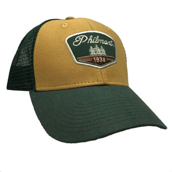 Ouray Philmont Tree Cap