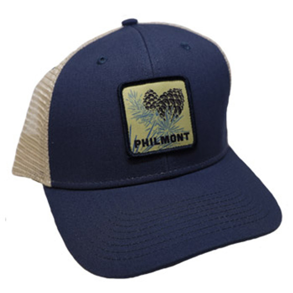 Pinecone Patch Cap