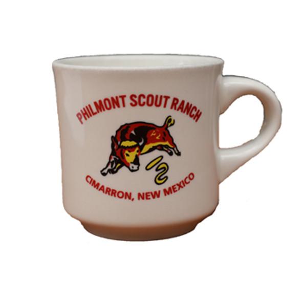 Vintage Design Philmont Bull Mug