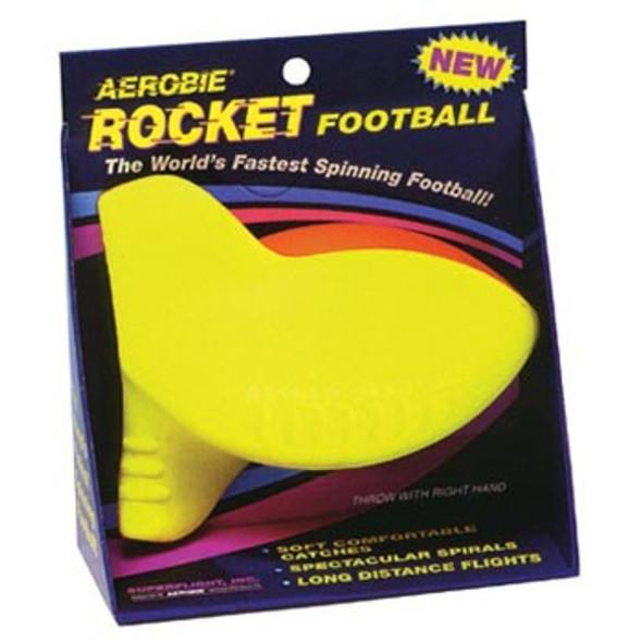 Aerobie Football Rocket