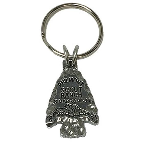 Arrowhead Keychain