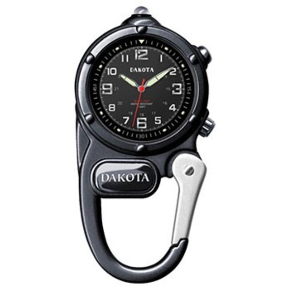 Dakota Mini Clip Carabiner Watch