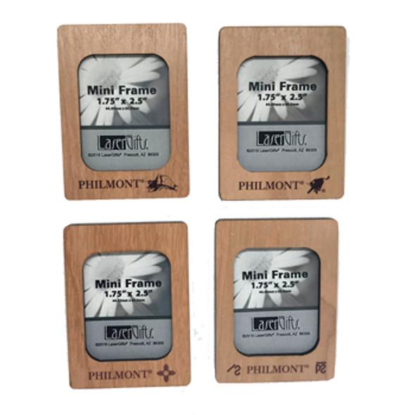 Mini Wood Frame Magnet