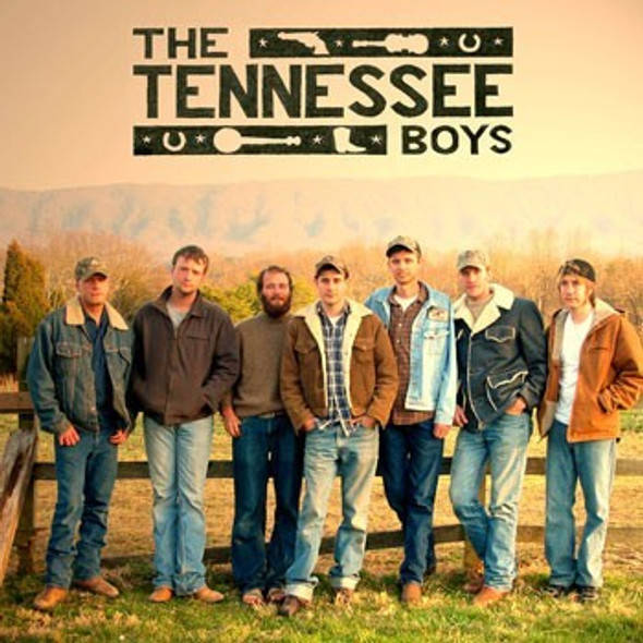 The Tennessee Boys CD
