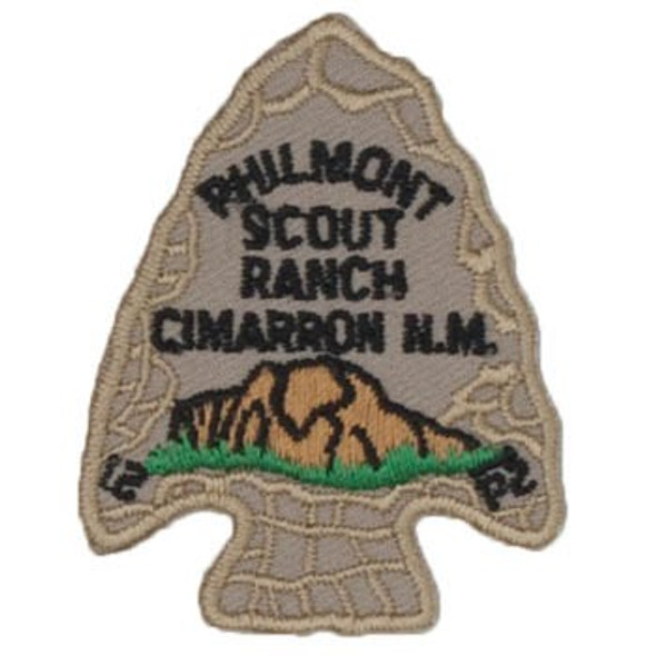 Patch Sticker, Philmont Arrowhead