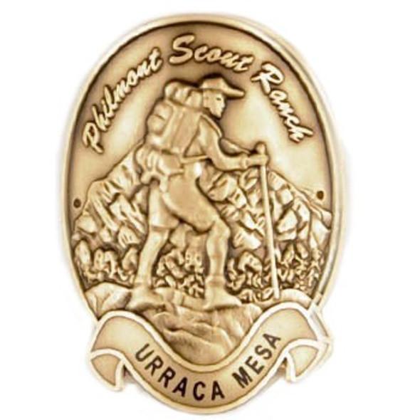 Urraca Mesa Shield