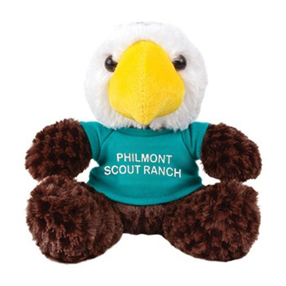 Stuffed Animal with Philmont Tee