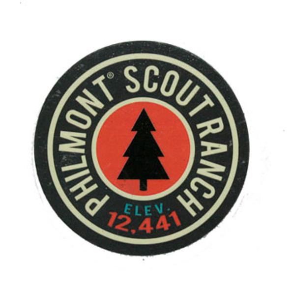 Philmont Tree Magnet