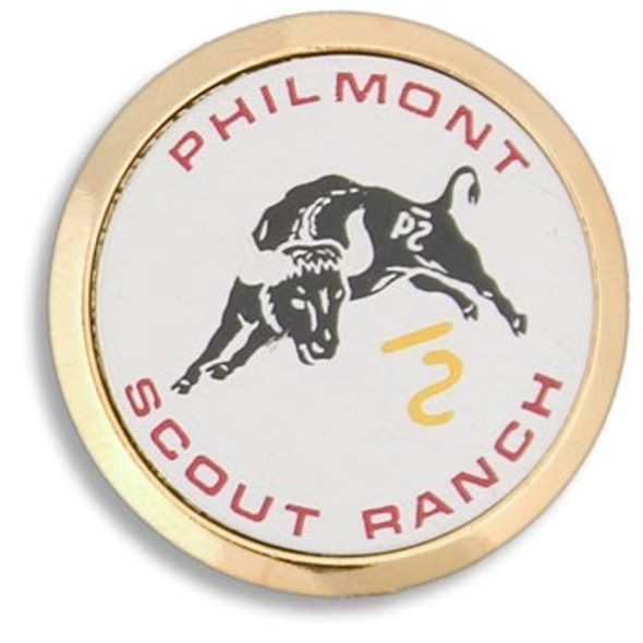 Philmont Bull Round Brass Slide