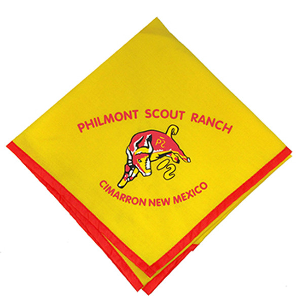 Philmont Bull Neckerchief