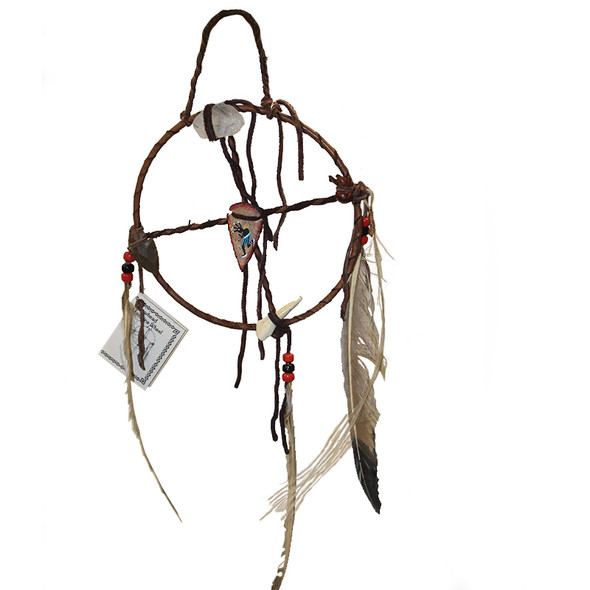 Medicine Wheel w/ Arrowhead