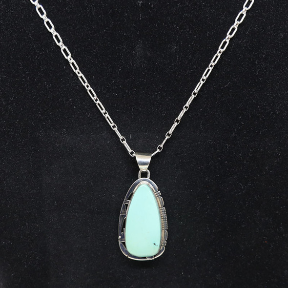 Emerald Valley Pendant
