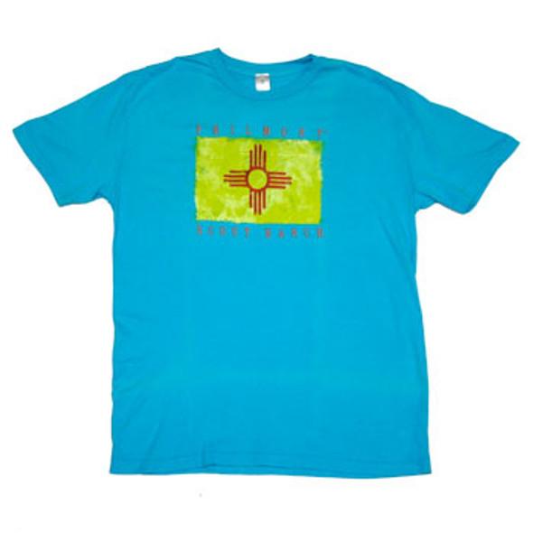 New Mexico Flag Shirt