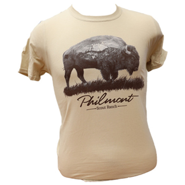 Tooth Bison Tee