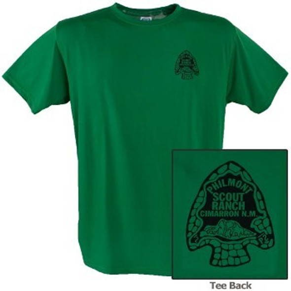 Philmont Arrowhead Performance T-Shirt