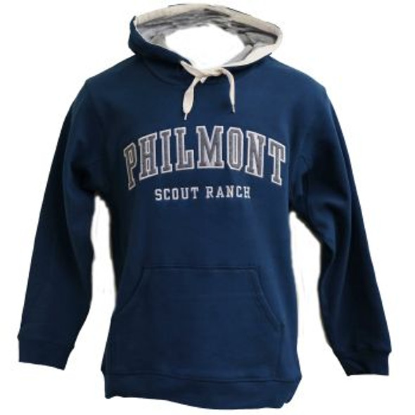 Philmont Arched Letter Hoodie