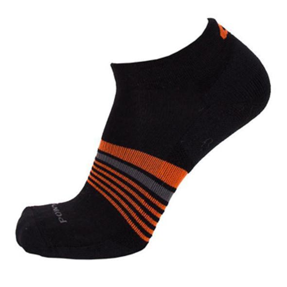 Point 6 Running Wall Street Extra Light Mini Crew Sock