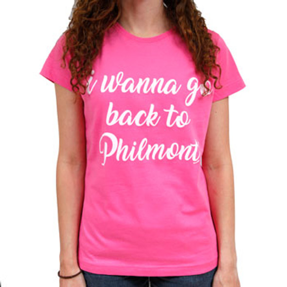I Wanna Go Back Women's T-Shirt