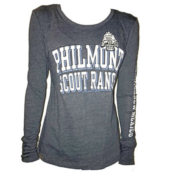 Jansport Women's LS Arrowhead Over Philmont T-Shirt