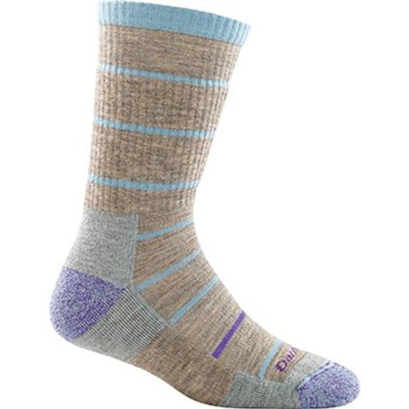 Darn Tough Summit Stripe Boot Cushion Sock