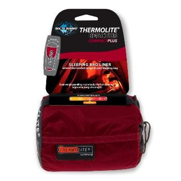 Sea to Summit Thermolite Reactor Plus Sleeping Bag Liner