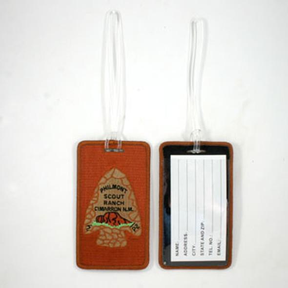 Arrowhead Luggage Tag