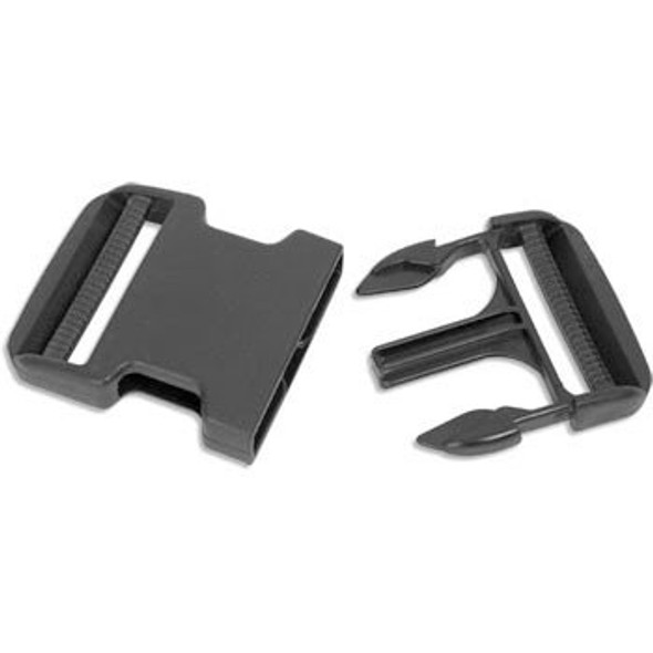 Dual Adjust Side Release Buckle