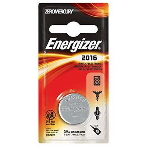 Energizer #2016 Battery