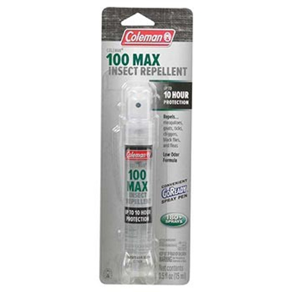 Coleman 100 Max Insect Repellent
