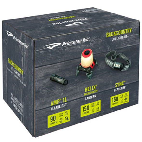 Princeton Tec Backcountry LED Light Kit