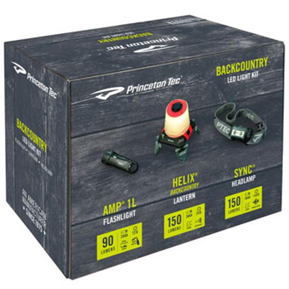 Princeton Tec Backcountry LED Light Kit