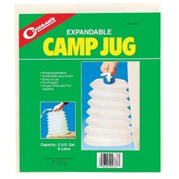 Coghlan's 2 Gallon Collapsible Jug