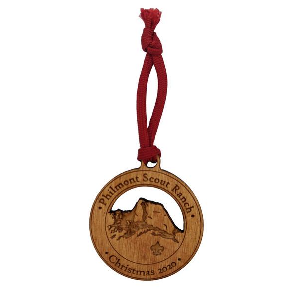 2020 Philmont Ornament