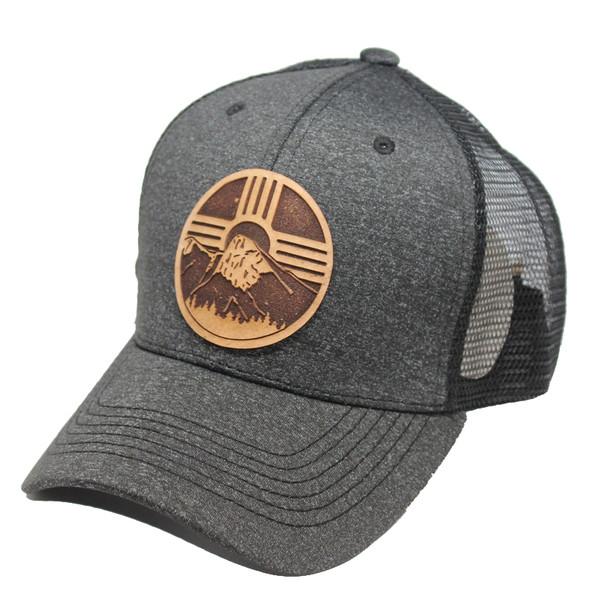 CAP BLK/MTN ZIA