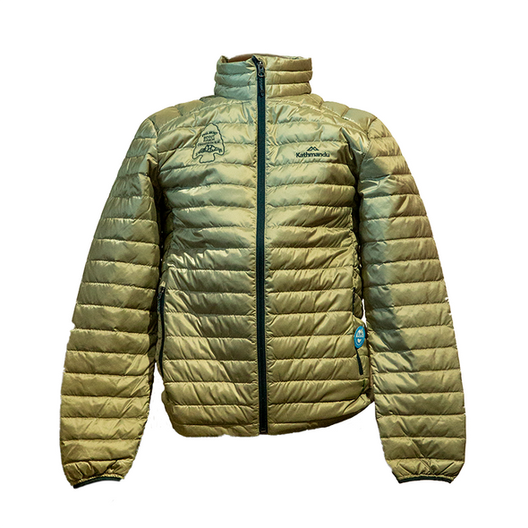 Kathmandu Embroidered Heli Down Jacket