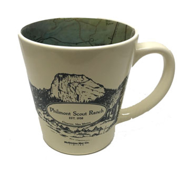 Philmont Map Mug