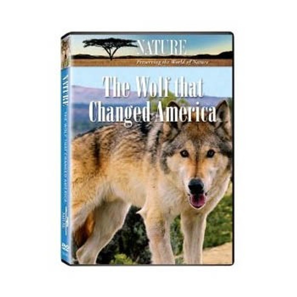 DVD Wolf That Changed America