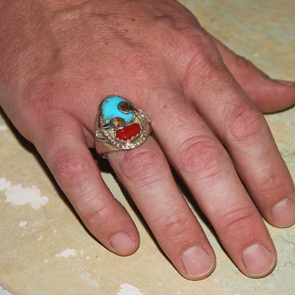Effie Calavaza Traditional Ring