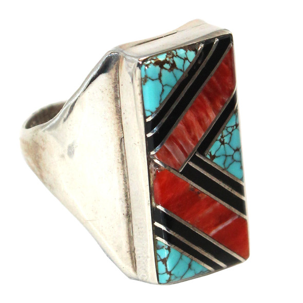 Zuni Rectangular Inlay