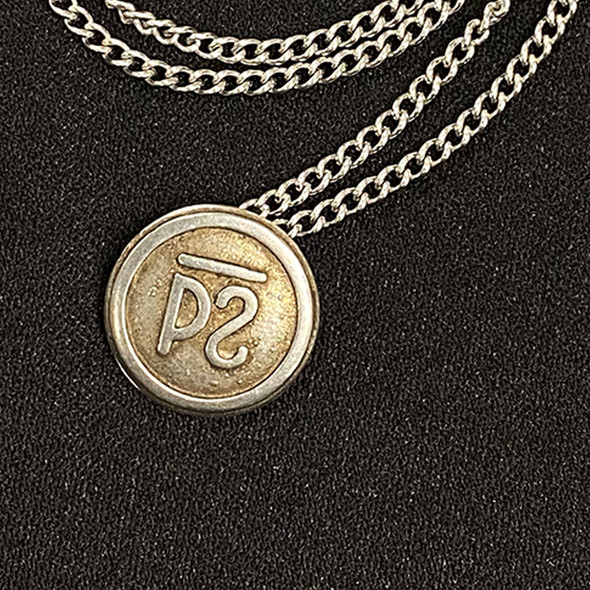 Cattle Brand Pendant Small