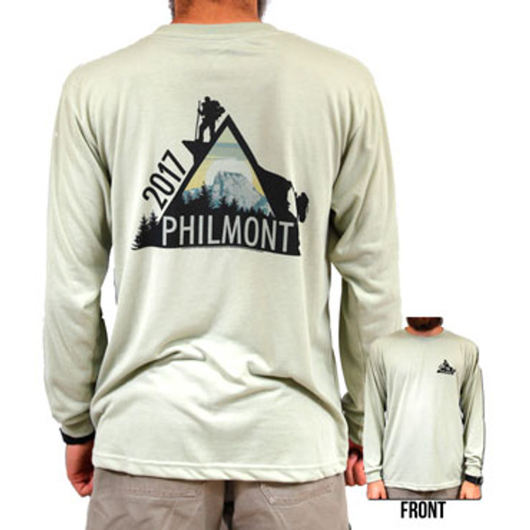 Philmont Triangle Long Sleeve Performance Shirt