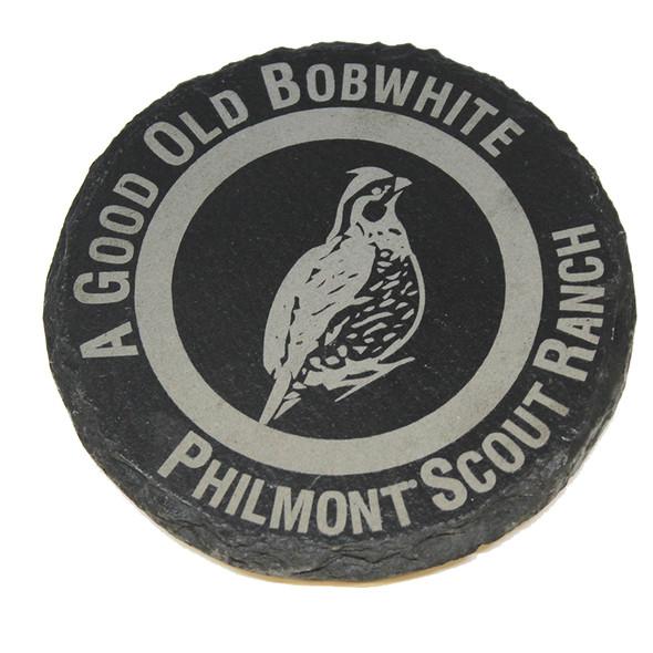 Slate Bobwht Coaster