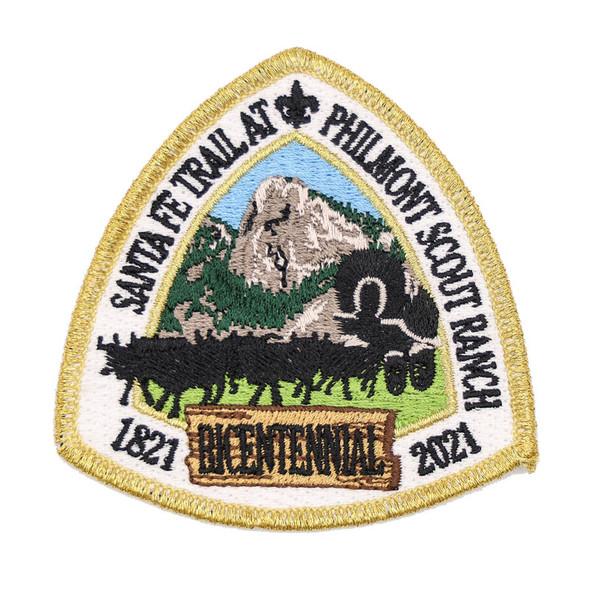 Santa Fe Trail 200th Anniversary Patch