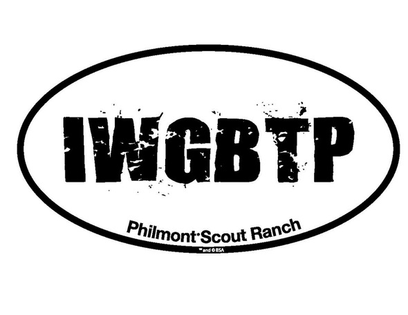 Iwgbtp Sticker