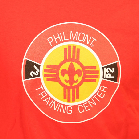 Philmont Training Center Logo T-Shirt