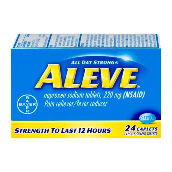 ALEVE CAPLETS