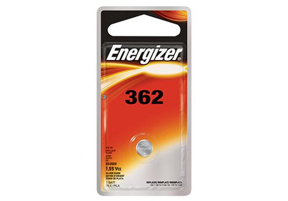 BATTERY ENERGIZER WATCH 362