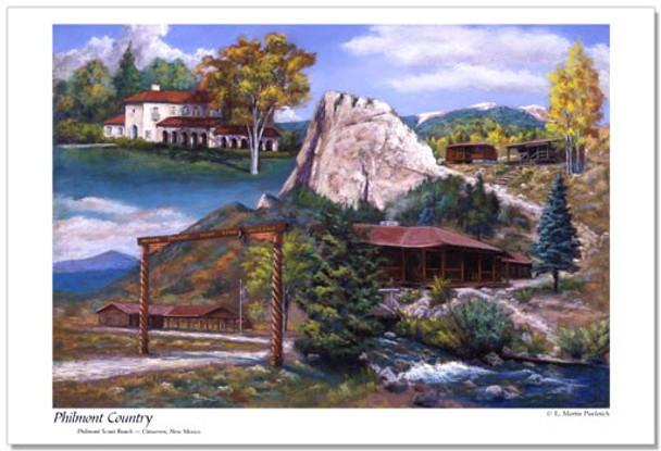 Philmont Country Print