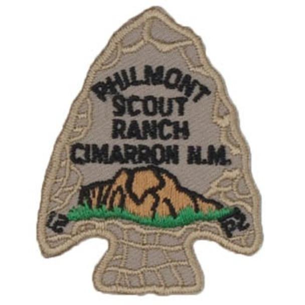 Patch Sticker, Philmont Arrowhead